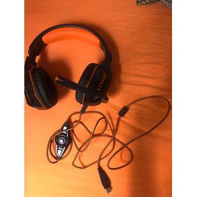 Headset Oex Beast Seminovo 7.1 C/ Defeito