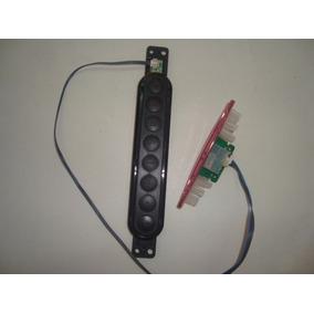 Painel De Botões Com Sensor Tv Lg 32ln5400