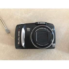 Cámara Digital Canon Sx 120