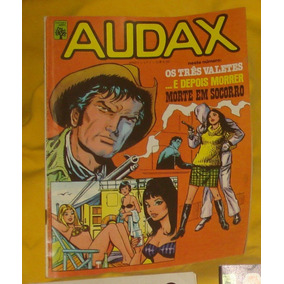 Revista Audax Nº 1 Ótimo Estado