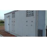 Containers Telecom Completo Co 1 Banco De Bateria