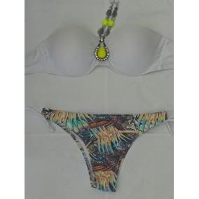026108949 Biquini Hangar Moriah - Biquinis Femininas Branco no Mercado Livre ...