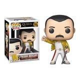 Funko - Edicion Limitada / Freddie Mercury ( Queen ) - Nuevo