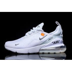 hot sale online 21b0f 66cfa Zapatila Off White X Nike Air Max 270 36  45 Exclusive