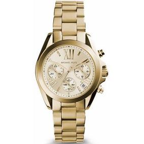 1123560117e9d Relógio Michael Kors Unissex no Mercado Livre Brasil