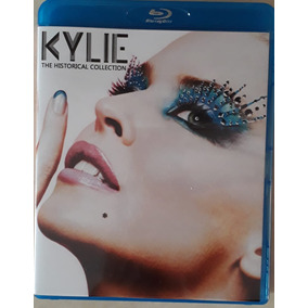 Bluray Duplo Kylie Minogue The Historical Collection