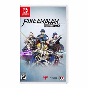 Juego Fire Emblem Warrior Nintendo Switch