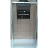 Porta De Vidro Com Moldura Em Alumínio