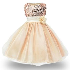08 Vestidos De Festa Infantil /fantasia/ Batizado Casamento