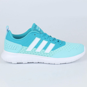buy online 119e9 4c140 Zapatillas adidas Cloudfoam Lite Flex Para Mujer Ndpm