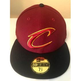 Boné New Era Nba Cleveland Cavaliers 5950 Aba Reta - Grande 19da7c18800