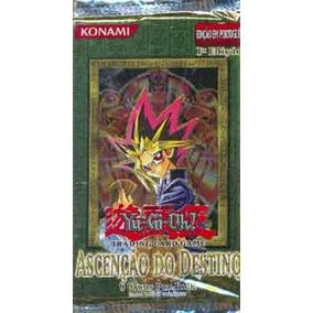 Yugioh Trading Cards Game Ascencao Do Destino 1-edição