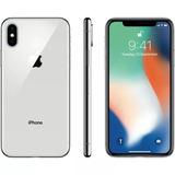 Apple iPhone X 64 Gb Prata - Lacrado Garantia Apple