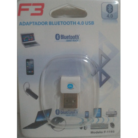 Adaptador Bluetooth 4.0 Usb