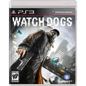 Watch Dogs ,playstation 3 , Mídia Digital!!!