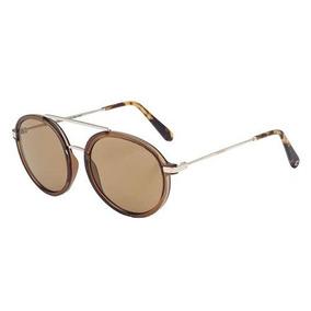 f71b1dafd9381 Óculos De Sol Cindy Marrom Translucido Original Nota Fiscal