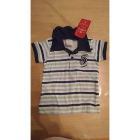 af3dda2bb Camisa Celeste T8   18 00 Camisas Chombas Ninos Blusas - Ropa y ...