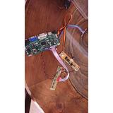 Controladora De Video Lm215wf4 30 Pines Display Lg Lcd
