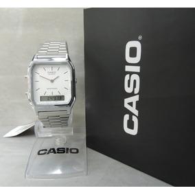 661bfb674eb Relogio Casio Aq 230a 7dmq - Relógios De Pulso no Mercado Livre Brasil
