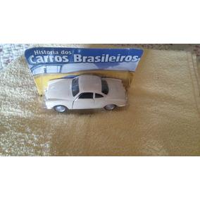 Carros Brasileiros Em Miniatura Volkswagen Karmann-guia