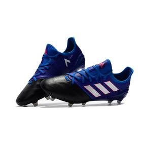 best cheap aac3f 40e23 Chuteira adidas Ace 17.1 Leather Violet Campo Original