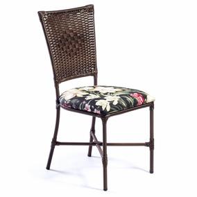 Cadeira Sala De Jantar Fibra Sintética Espaço Gourmet