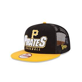 New Era Mlb Pittsburgh Pirates Trucker Charge 950 Gorra Negr f6d39e5d255