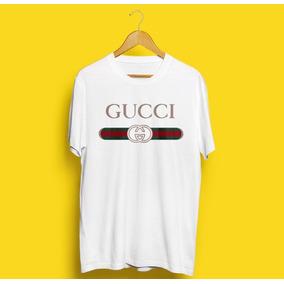 Camisetas Gucci - Camisetas de Mujer en Mercado Libre Colombia ca9038a588a