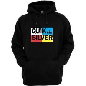 Blusa De Frio Da Quiksilver - Moletom Masculinas no Mercado Livre Brasil 1f2056589a