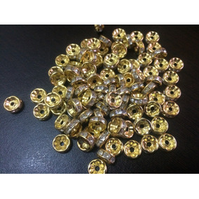 Rondel Con Piedras 100 Piezas