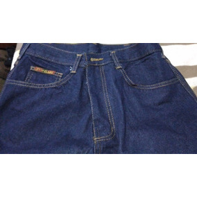 Pantalones Blue Jean Industrial Jim Clark Triple Costura
