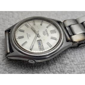8b7ab46d2a5 Relogio Automatico Seiko Dx 7009 3020 - Relógios no Mercado Livre Brasil