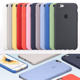 Capa Case Silicone Iphone 7 Iphone 8 Apple Lacrada Original