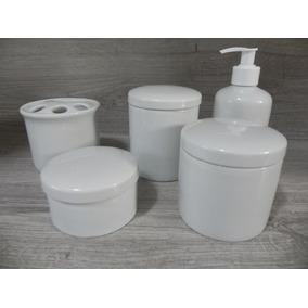 Potes Toddy Acessórios Para Banheiros No Mercado Livre Brasil