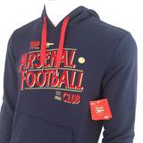 Moletom Agasalho Arsenal Puma Camisa Oficial Futebol - Tam P