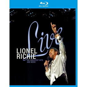 Blu-ray Lionel Richie Live Greatest Hits - Original & Lacrad