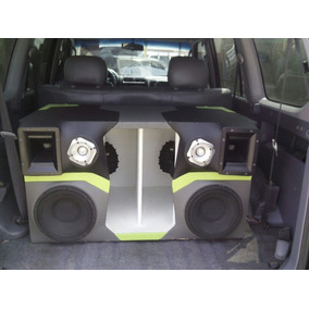 Cajón Turbo 15 Con Medios 10