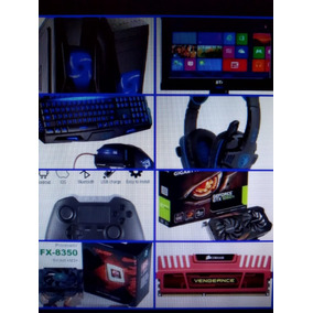 Pc Gamer Fx 8350 Octa Core 8 Núcleos