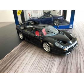 Ferrari F50 1/18 Hotwheels Rara Cor Na Caixa