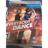 Everybody Dance 2 - Ps3 (9/10)