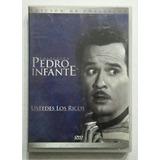 Dvd Ustedes Los Ricos Pedro Infante