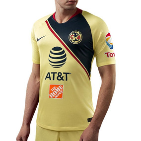 Jersey Deportivo Nike, Hombre Amarillo Poliester If284 A