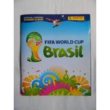 Album Panini Mundial Brasil 2014 Pasta Suave