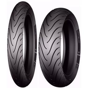 Par Pneu 80/90-17 80/110-14 Michelin Street Biz 125 Pop 110c