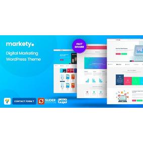 Markety - Seo E Marketing Digital Wordpress Theme