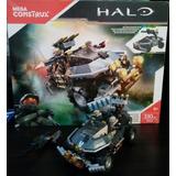 Halo Dual Warthog Mega Construx