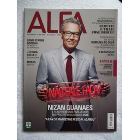 Revista Alfa Dez/2012 - Leandra Leal/sabrina/lavinia/natalia
