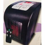 Mini Calefactor Eléctrico Control Remoto 350w