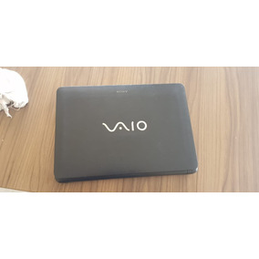Notebook Vaio Fit14 Touchscreen I5