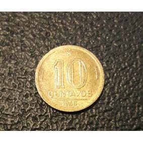 Moeda De 10 Centavos 1945